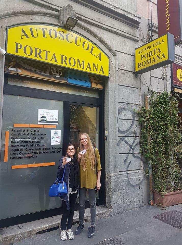 Scuola Guida a Milano